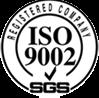 ISO 9002 Zertifikat