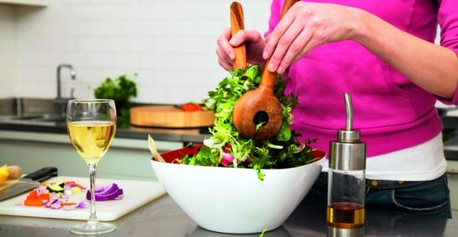 Florette Salat zuhause zubereiten