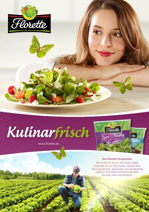 Florette Kulinarfrisch Salate
