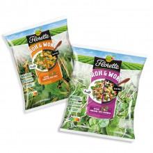 Florette Roh & Wok Rezepte