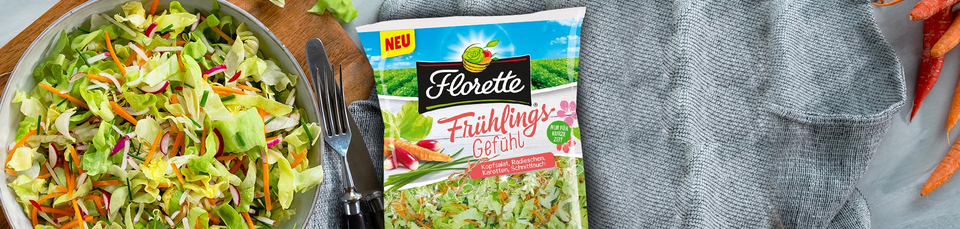 Header Florette Frühlingsgefühl