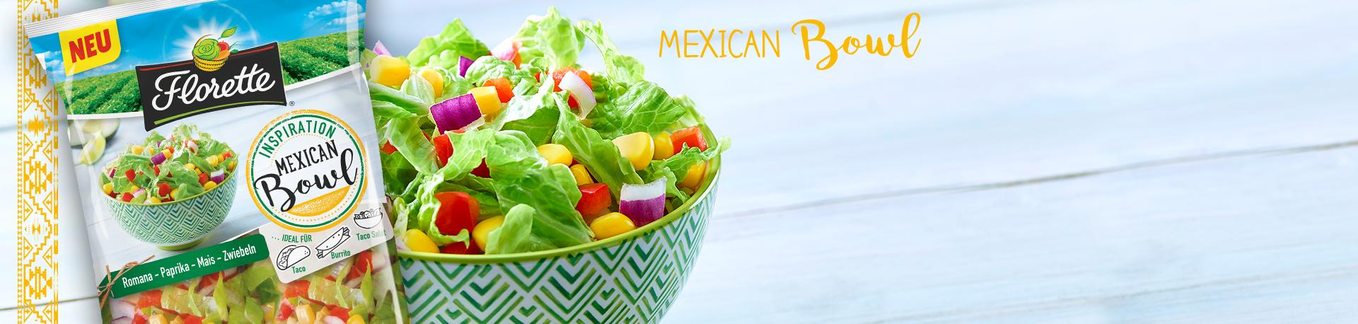Florette Mexicanbowl