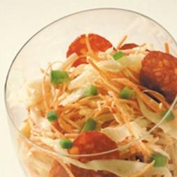Foto - Coleslaw-Salat mit spanischer Note -