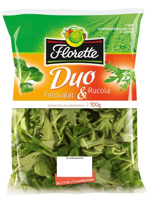 Duo Feldsalat Rucola Florette
