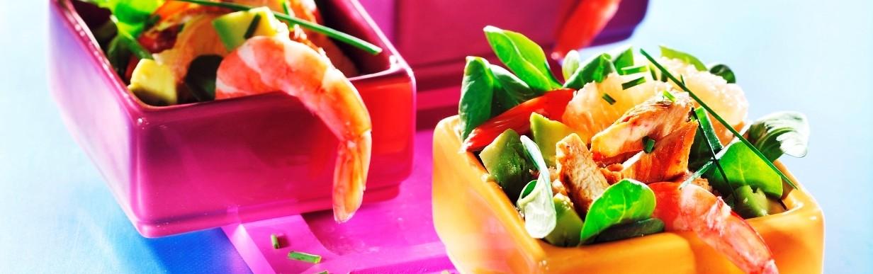 Sommerfrische-Salat