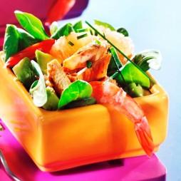 Foto - Sommerfrische-Salat -