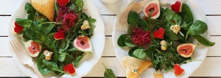 Valentinstag Salat Rezept