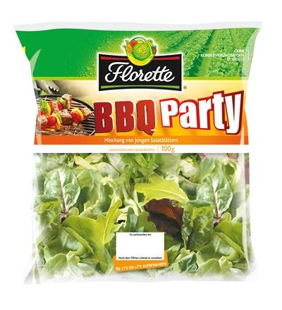 Florette BBQ Party - Salat Fresh Cut