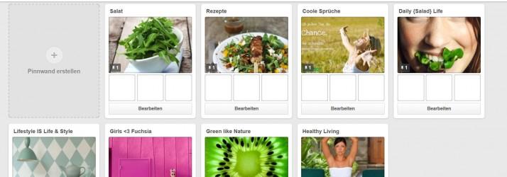 Pinterest Screenshot Florette