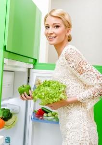Aufbewahrung Florette Salat Salate Kühlschrank