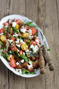Top 5 Zutaten für einen Sommer-Salat Florette