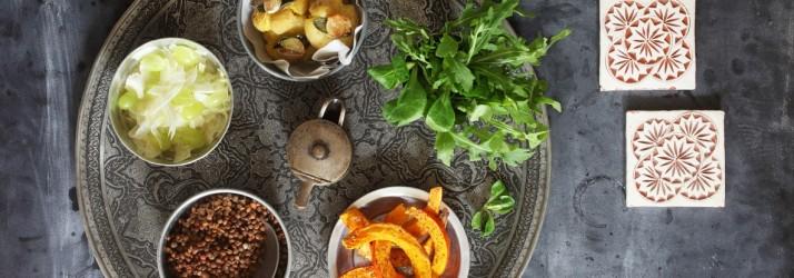 Top 5 Zutaten für einen Herbst-Salat Florette