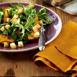 Foto - Fein & Pikant Salat mit Kürbis -