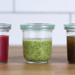 Foto - Kräuter-Salatdressing -