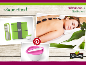 superfood gewinnspiel auf pinterest florette. Black Bedroom Furniture Sets. Home Design Ideas