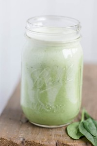 Green Smoothie - Spinat - Florette