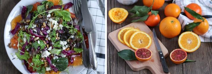Florette - Der bunte 5-Minuten-Salat für die Adventszeit
