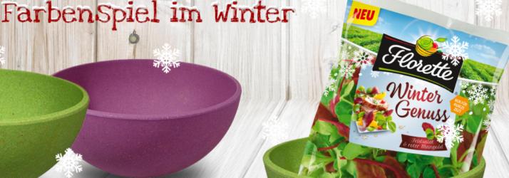 Florette - Winter Gewinnspiel