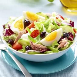 Foto - Nizza-Salat -
