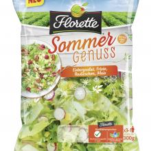 Florette Neue Salat Sorte