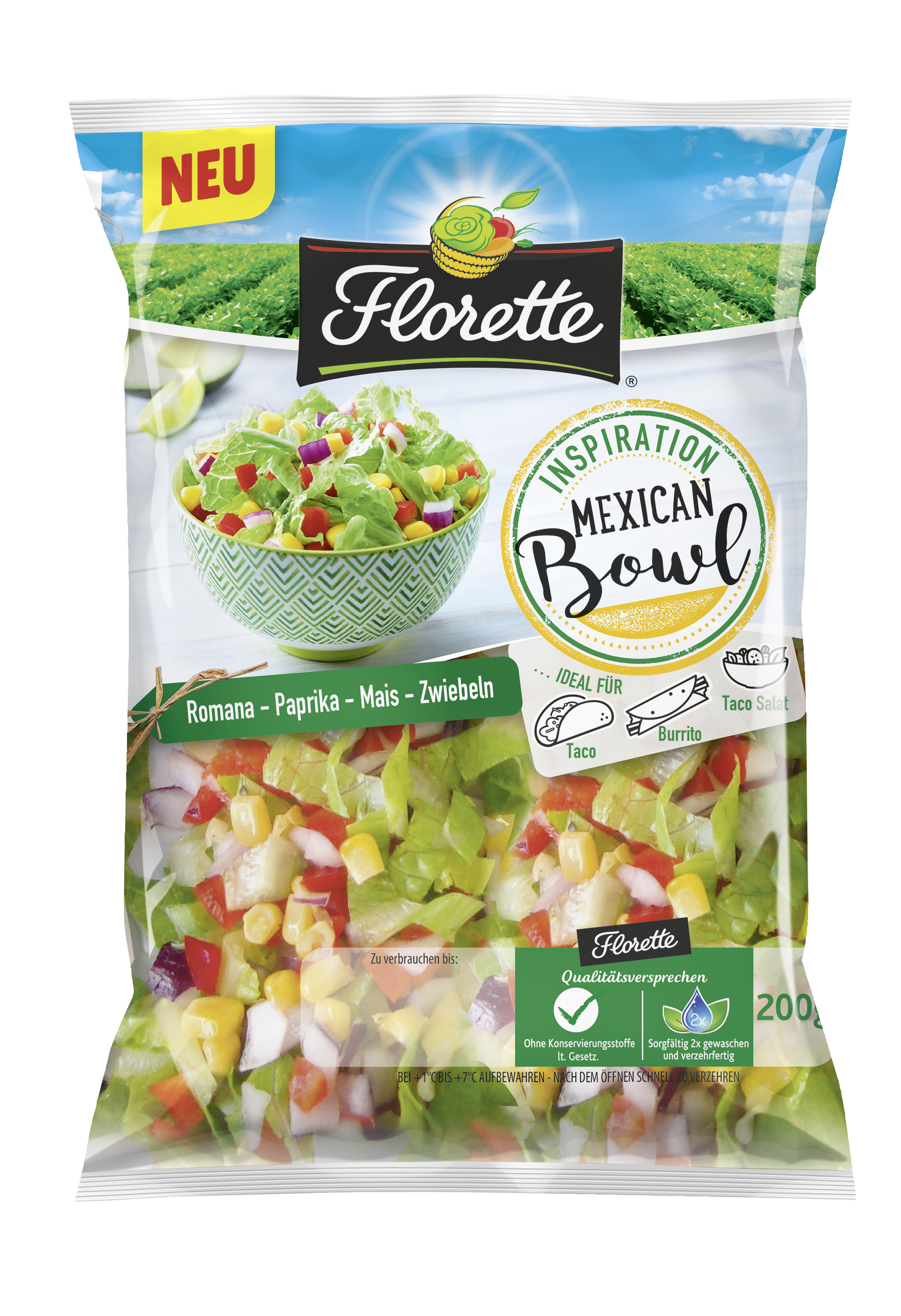 Florette MEXICAN BOWL