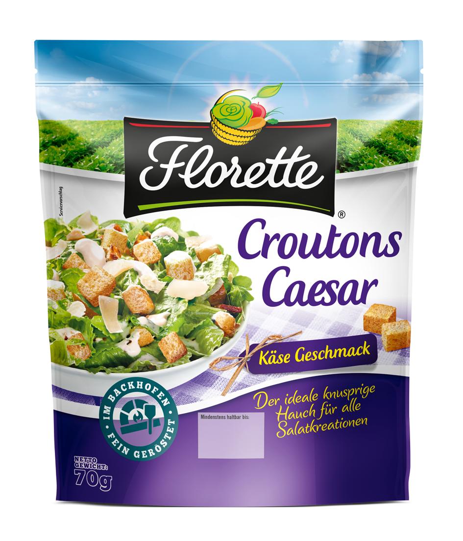 Caesar Croutons