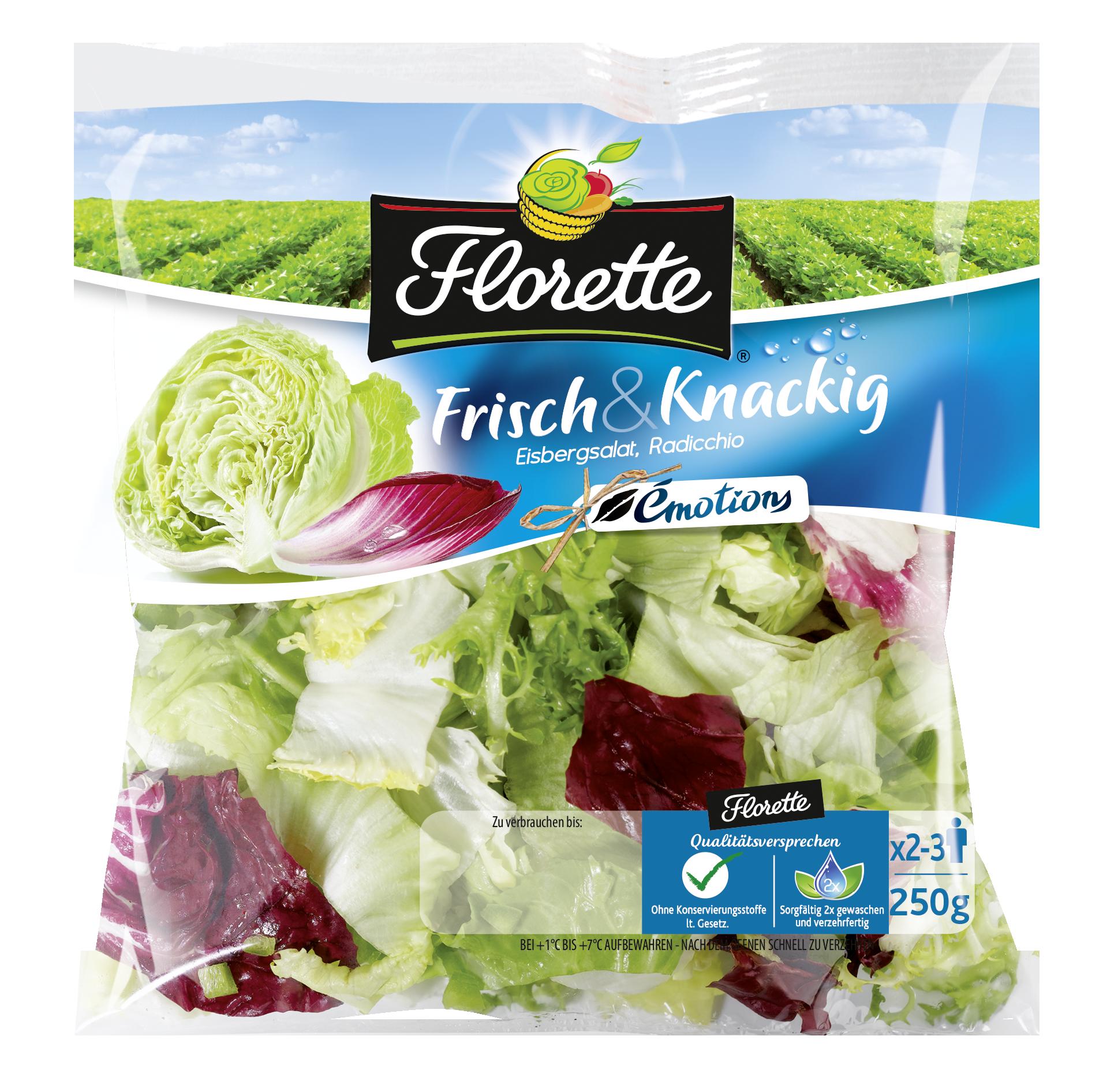 Florette Frisch&Knackig