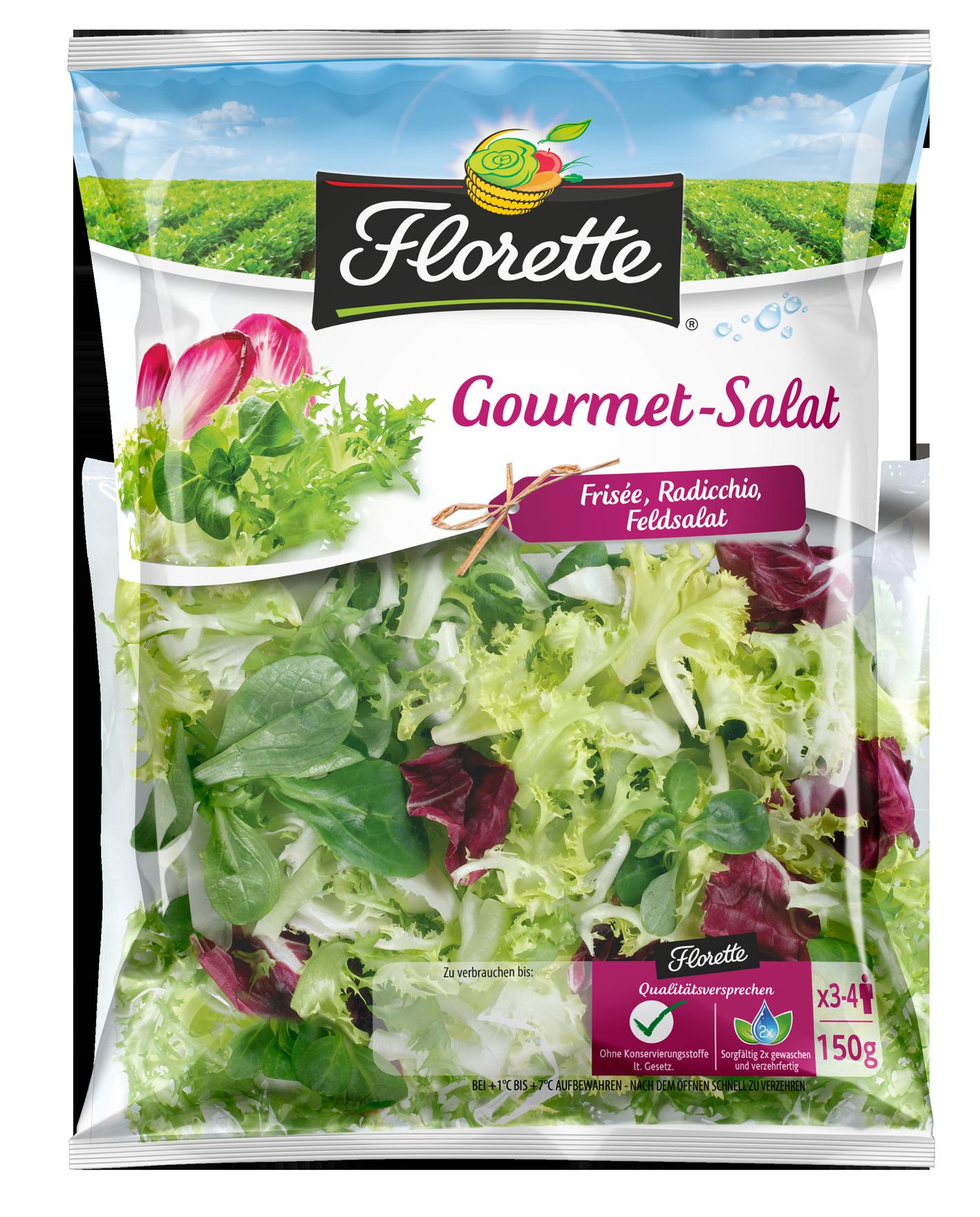 Florette Gourmet-Salat