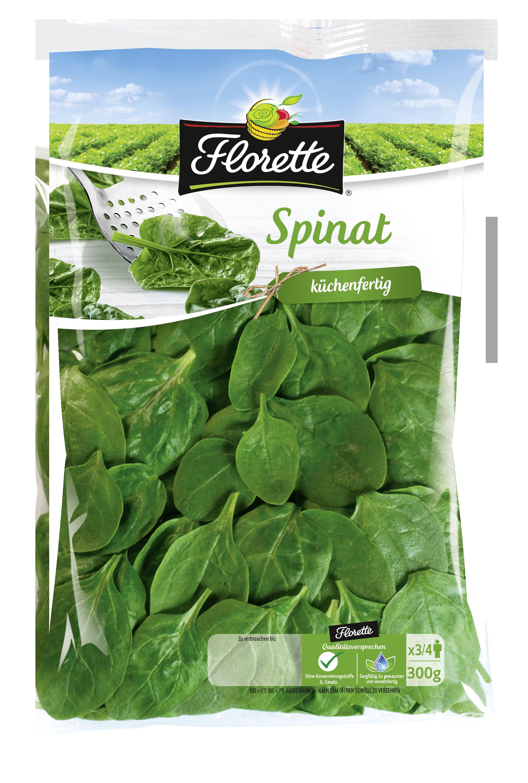 Prdotukfoto: Spinat von Florette