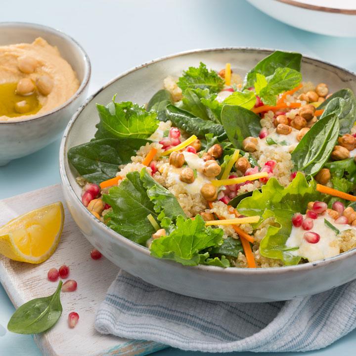 Foto - Quinoa-Gemüsesalat -