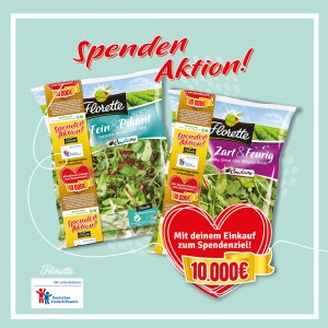 Spendenaktion-Florette
