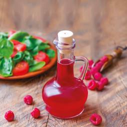 Foto - Himbeer-Salatdressing -