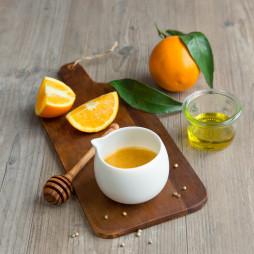 Foto - Orangen-Dressing -